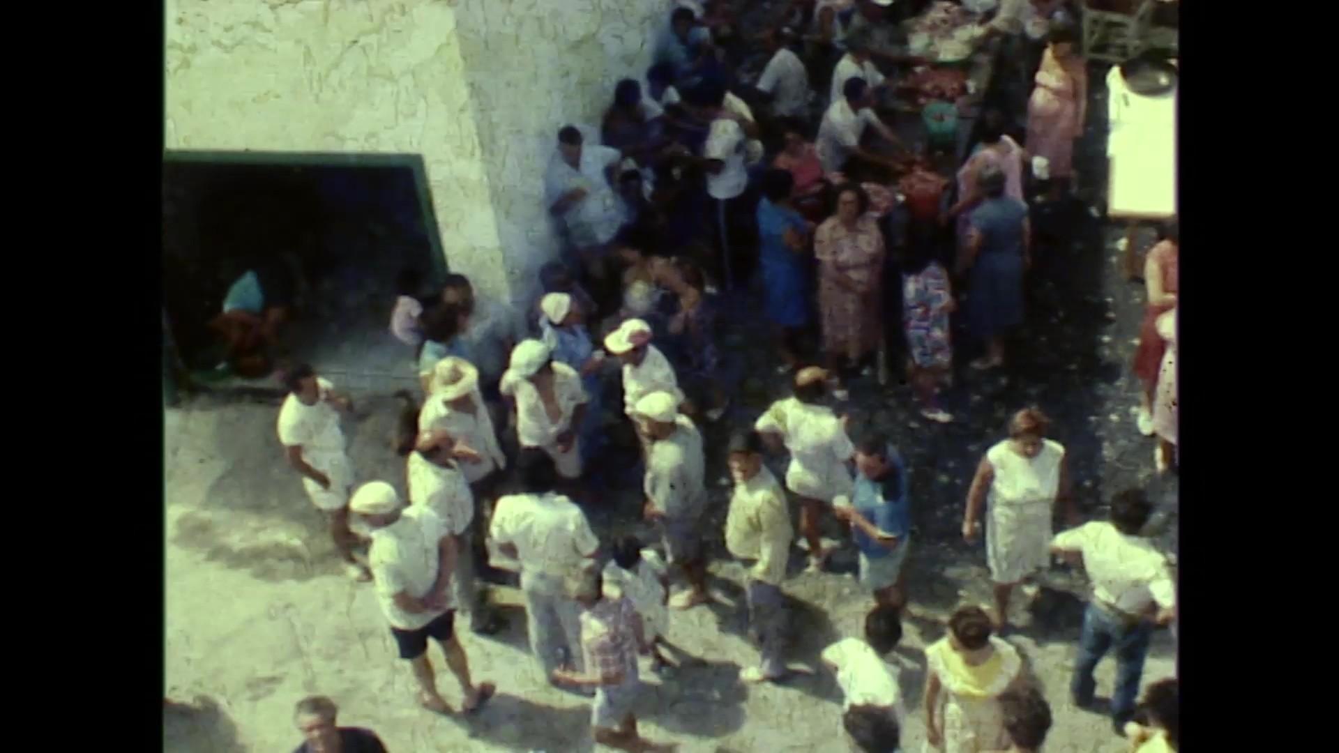 Fiestas en Punta Mujeres (c. 1975)