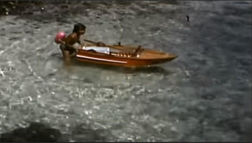 Veraneo en Punta Mujeres (1978)
