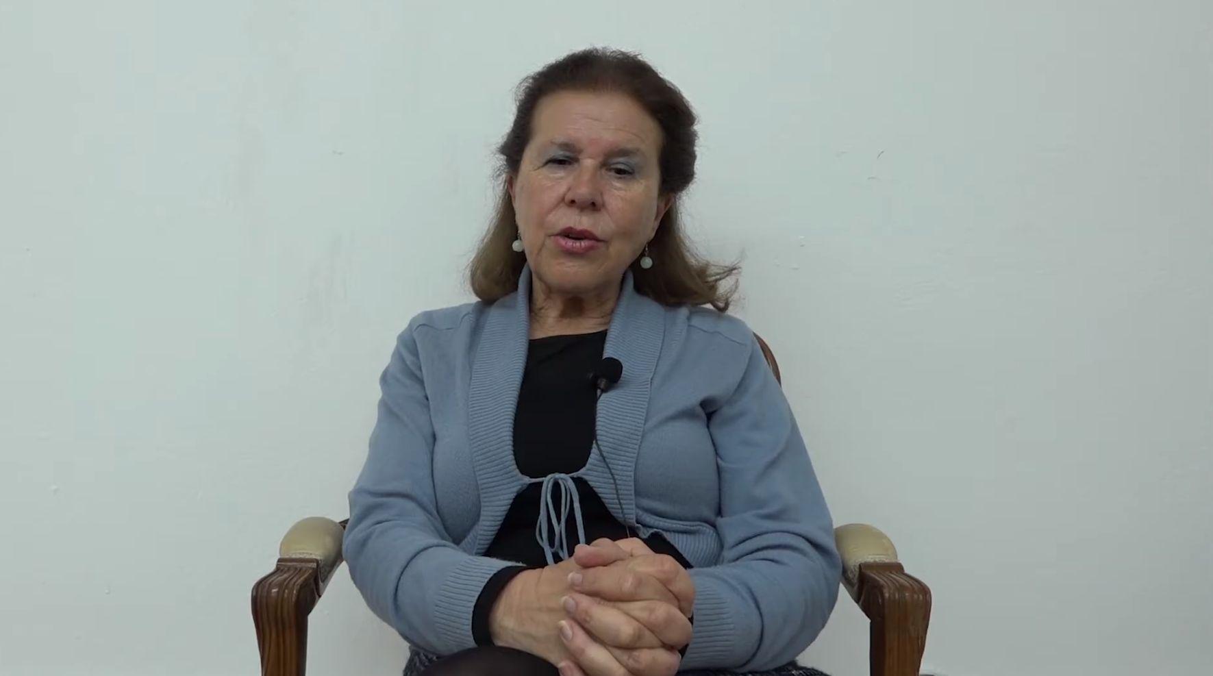 Entrevista a María Ángeles Cabrera (2017)