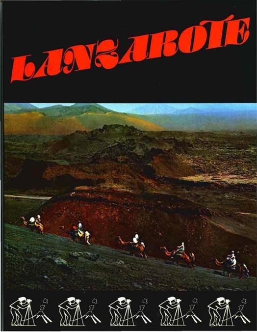 Lanzarote: isla de los volcanes = île des volcans = insel der Vulkane = island of the volcanoes