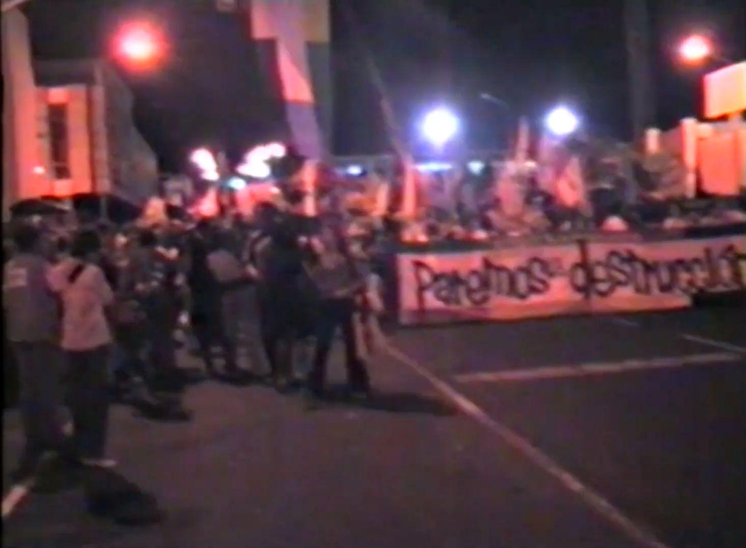 Manifestación de Lanzarote 'Parar la destrucción' (2002)