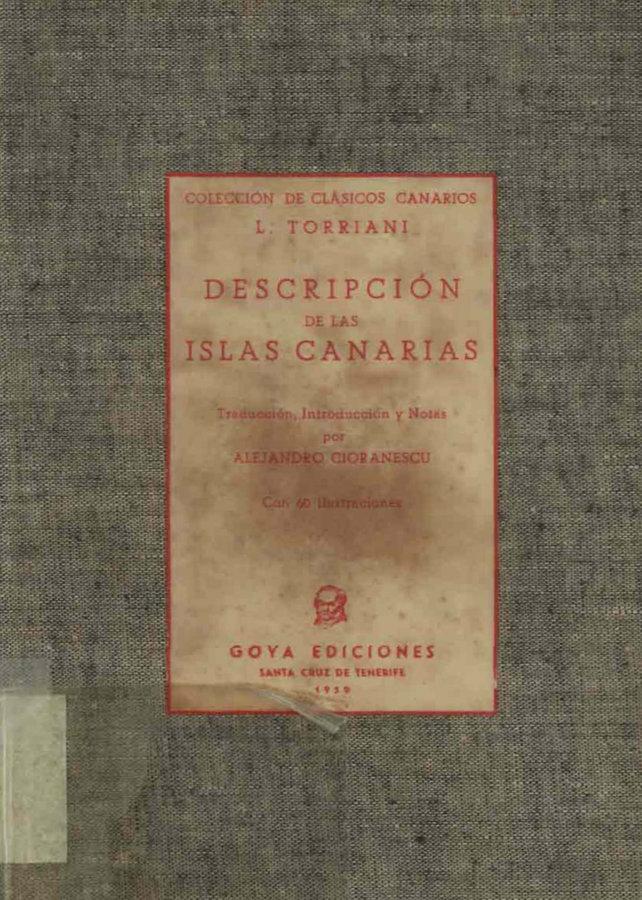 Descripción de las Islas Canarias