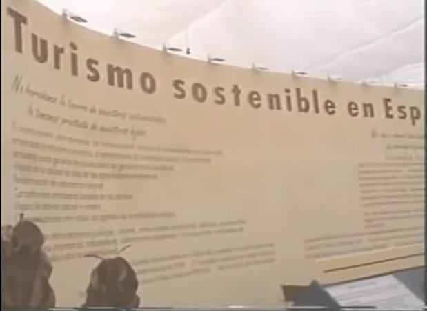 Turismo sostenible 1995