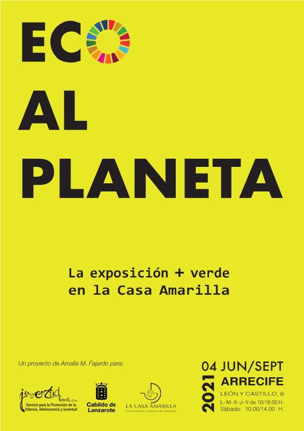 Exposición Eco al Planeta